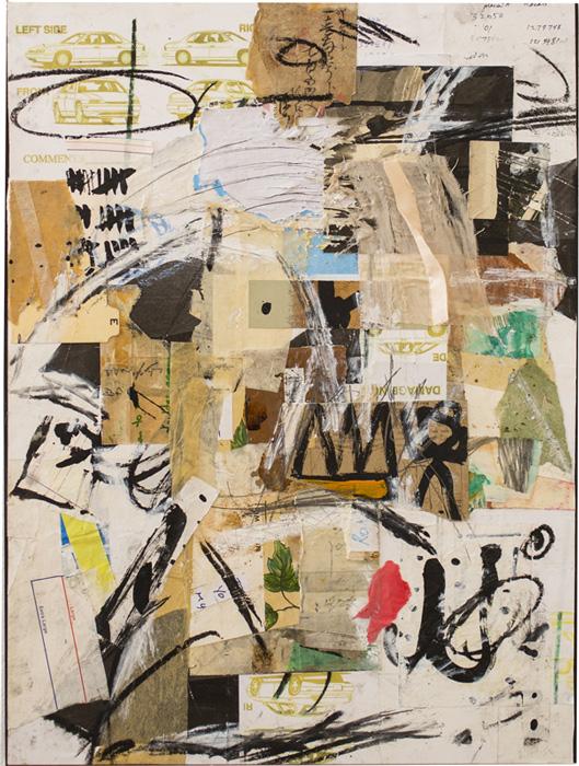 Prior Damage/Crown by Carl Heyward