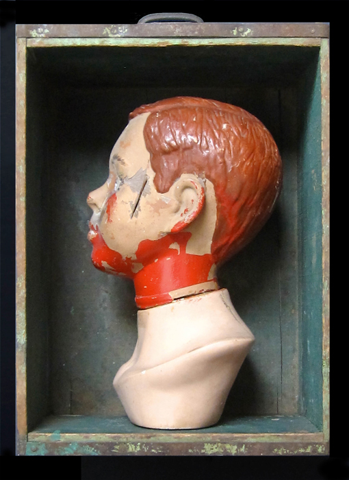 Head Case by Liz Cohn