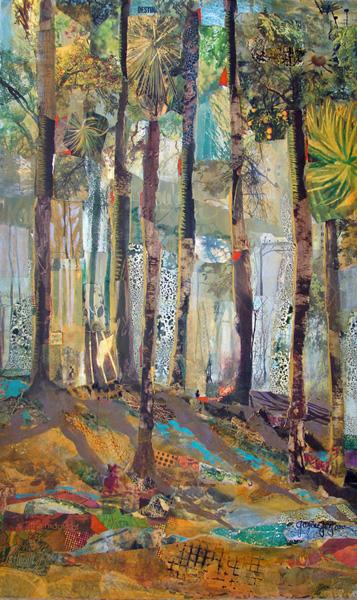 Gayle_Gerson-Magic_Forest_kolaj