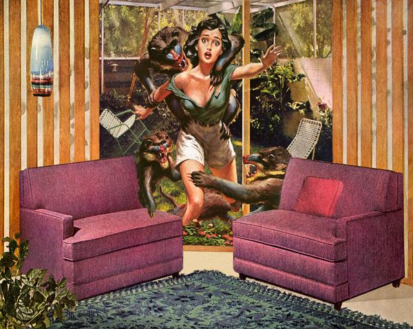 Peril by Nadine Boughton