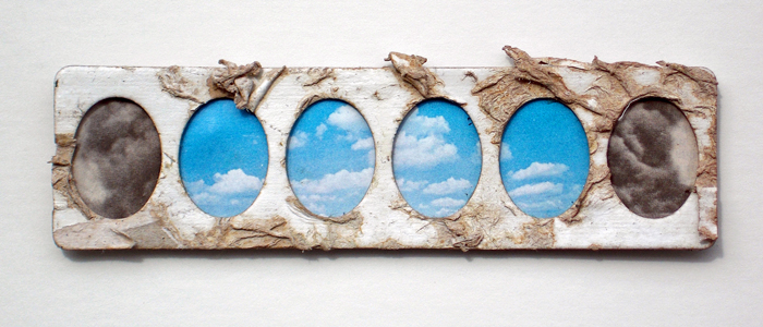 "Clouds from the ""Windows"" Series by Christopher E Manning"