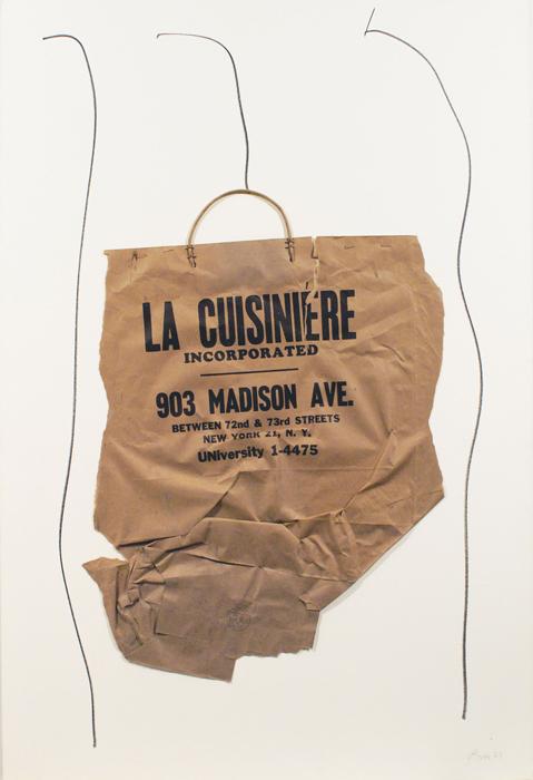 La Cuisinere by Robert Motherwell