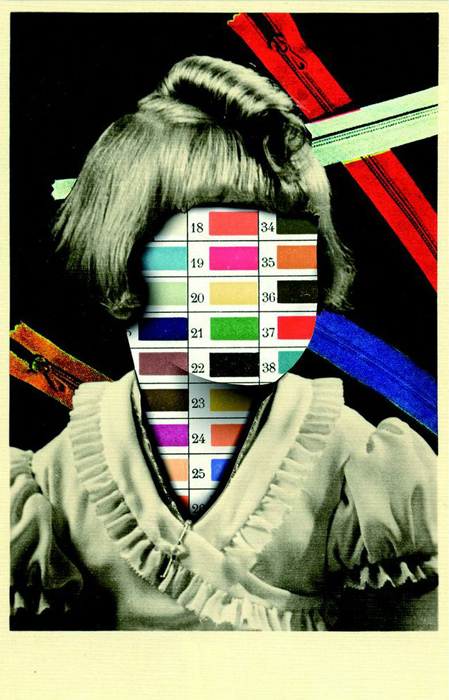 Colored Freak by Flore Kunst