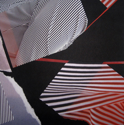 Stripes 5 by Florence Weisz