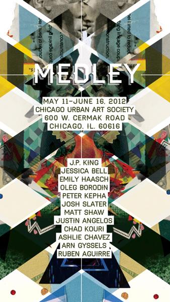 Medley at Chicago Urban Art Society