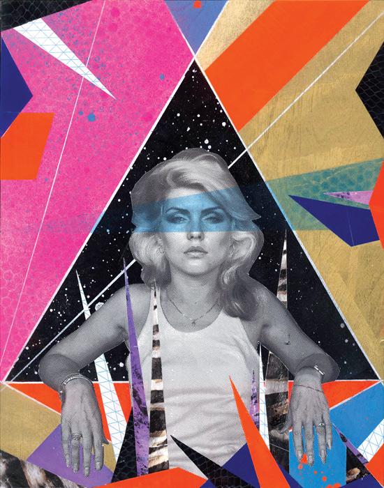 Debbie Harry by Michael Ziobrowski