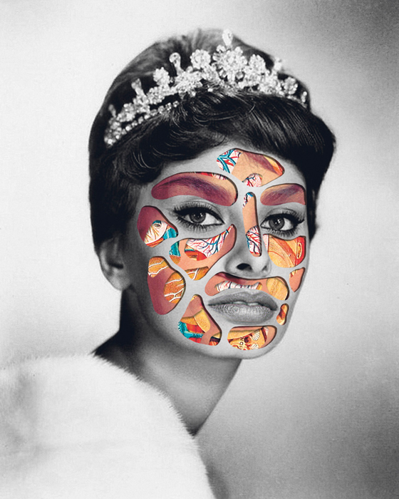 Princess Headcut by Matthieu Bourel