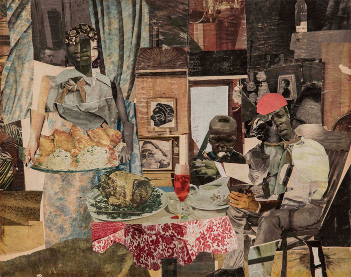 Romare-Bearden-The-Evening-Meal-of-Prophet-Peterson-web
