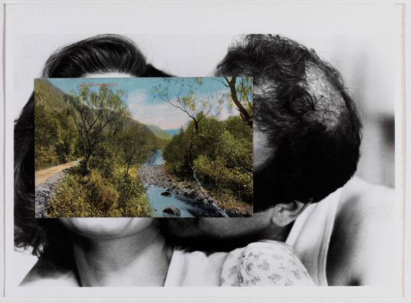 Pair V by John Stezaker (Courtesy The Arts Council Collection)
