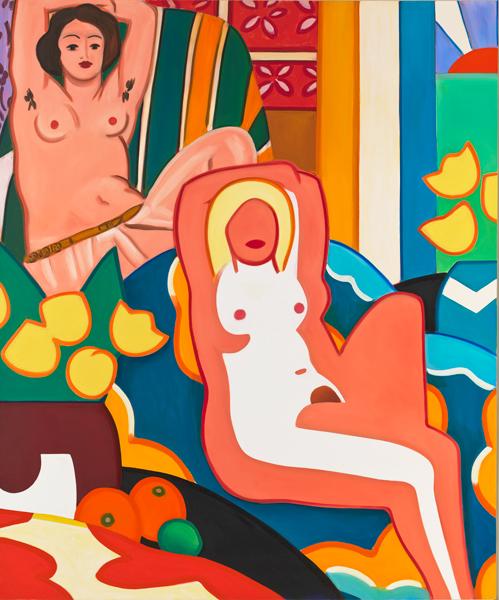 Beyond Pop Art: Tom Wesselman at MBAM
