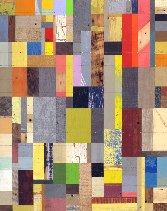 "Conveyer by Duncan Johnson (30""x24"")"