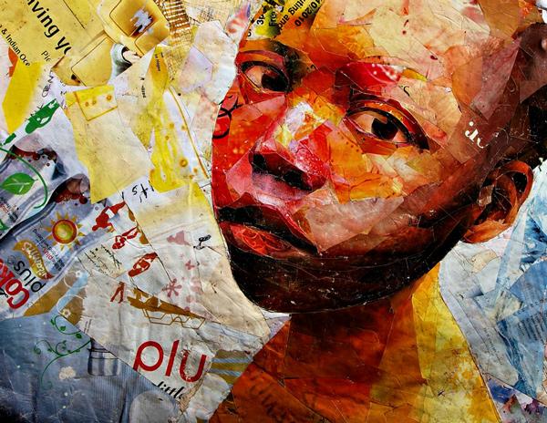 Dejected 2 by Benon Lutaaya