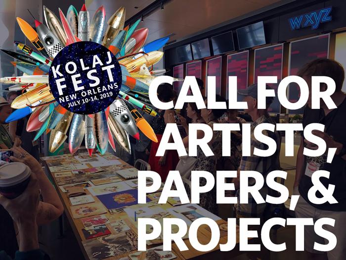 Kolaj Fest New Orleans: Call for Papers, Artists & Projects | Kolaj