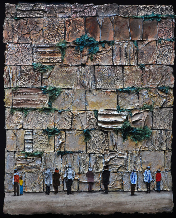 The Kotel by Ronni Jolles