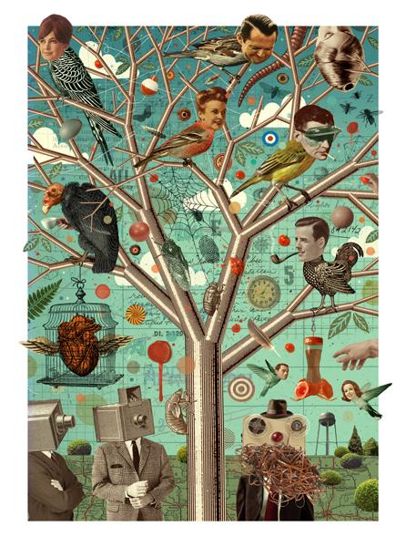 The Tree by Michael Waraksa